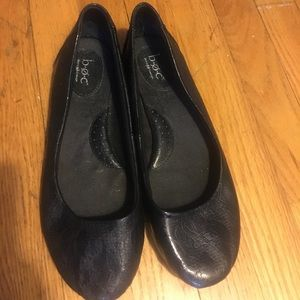 Cute Boc Black leathers slippers